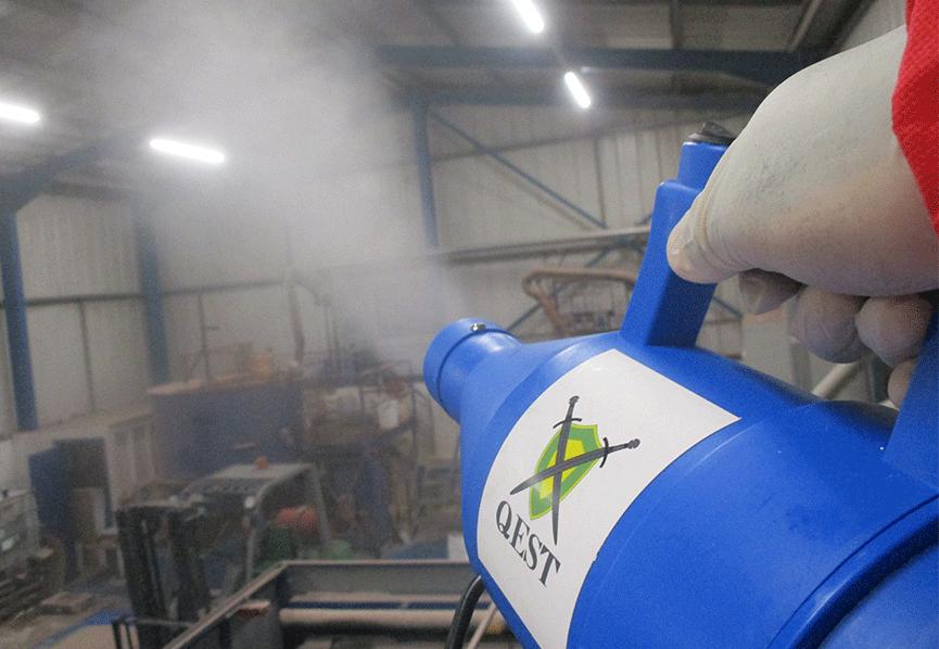 <em>Benefits of our bio-fogging product</em>